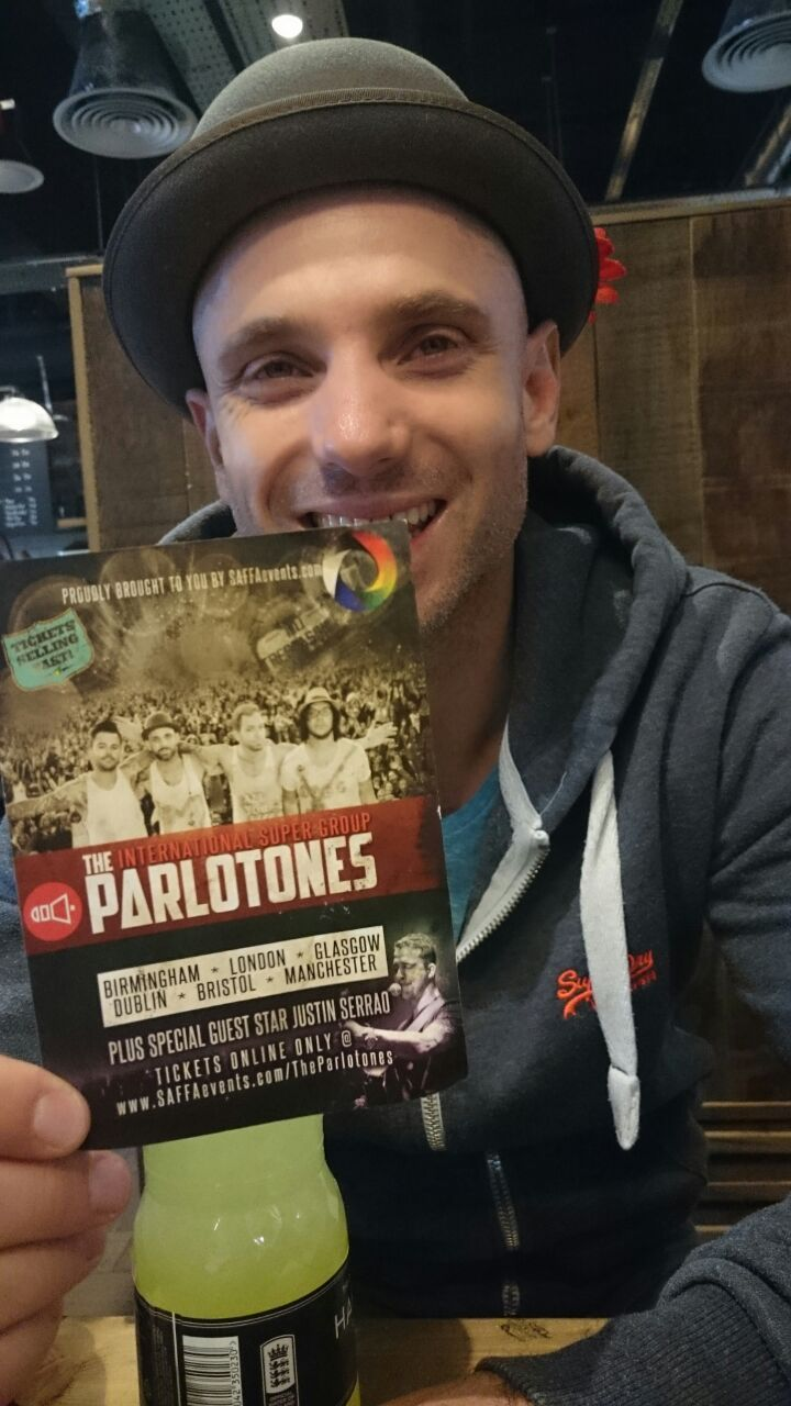 Birmingham - London - Glasgow - Dublin - Bristol - Manchester - Where are you gonna come see the #Parlotones ? Get your tickets here https://www.facebook.com/#!/theparlotones/events