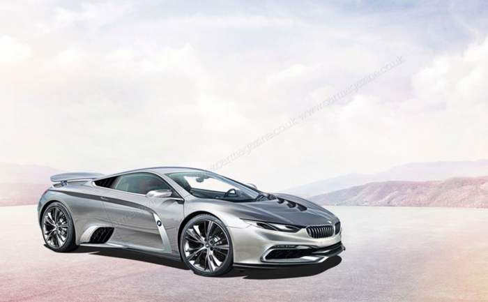 BMW is in talks with McLaren to develop and to put the into production, a supercar with a 750 hp V8 engine.BMW started exploratory talks with McLaren to built its M1 successor, a supercar powered by a