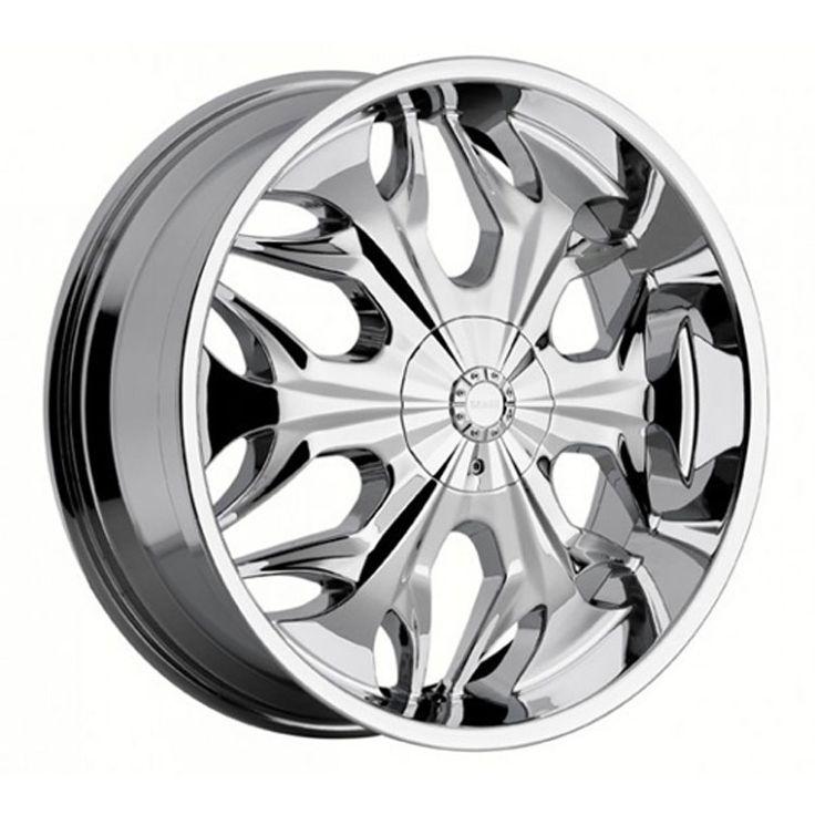 Akuza Reaper Wheels - AKA 508