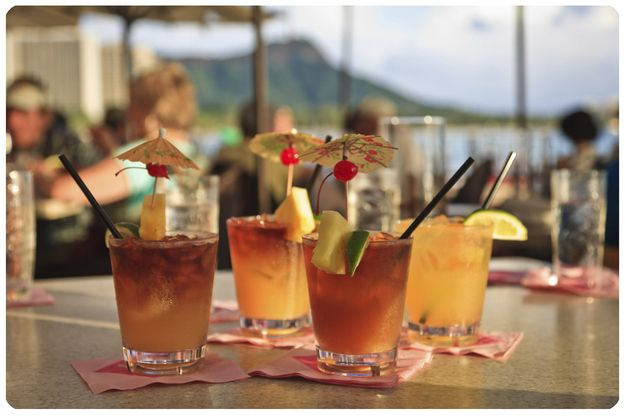 1. Mai Tai   Community Post: 10 Authentic Hawaiian Recipes To Rock Your Next Luau