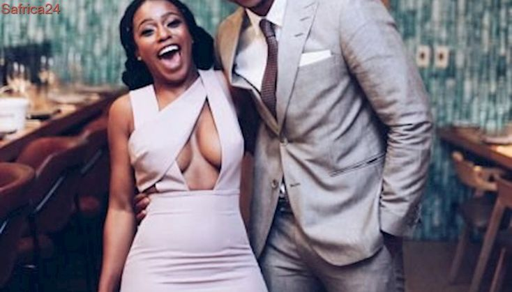 LOL! Twitter went ahead and planned Maps & Nomzamo's wedding