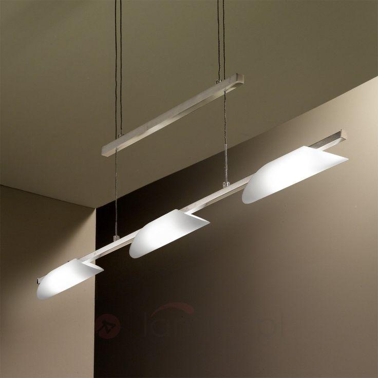 Lampa wisząca LED EOS z regulacją wysokości 3502265