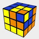 Cool Rubik's cube patterns. Why not?