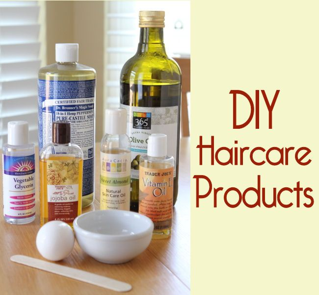 All Natural Diy Hair Care Products Are The Way To Go