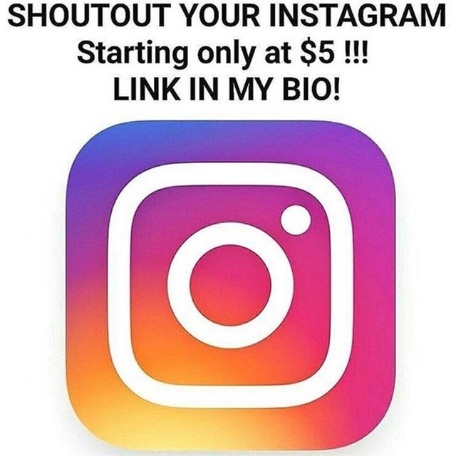 Shoutout your Instagram Account to 30000 Followers! Starting at $5 - Get Started Link in the bio of @TodaysPuppies - This is where your shoutout will be published  1) Go to @TodaysPuppies 2) Click the link listed in the profile 3) Sign up and purchase a shoutout package 4) Shoutout will begin 5) Enjoy the exposure!  _______________________________ #shoutout #shoutouts #instafamous #instashoutout #instafame #followers #famous #celebrity #celebrities #youtube #twitch #twitter #snapchat