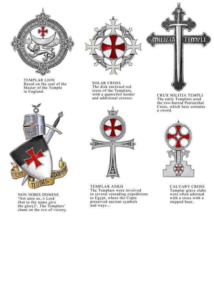Templar Jewellery Designs sheet 3 by dashinvaine on DeviantArt