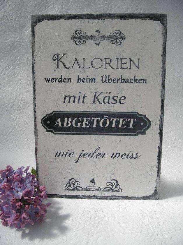 Unique Kalorien Schild K chenschild K chendeko