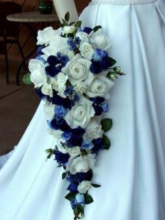 25 Best Ideas About Royal Blue Flowers On Pinterest