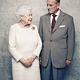 The Queen and Prince Philip Mark 70 Years of Marriage With New Photos