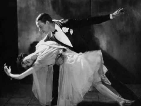 Fred and Adele Astaire: Rhapsody in Blue                      -Love the style of those days, but wouldn't want to go there.....our times are exciting, especially considering our near future.  :)  tm