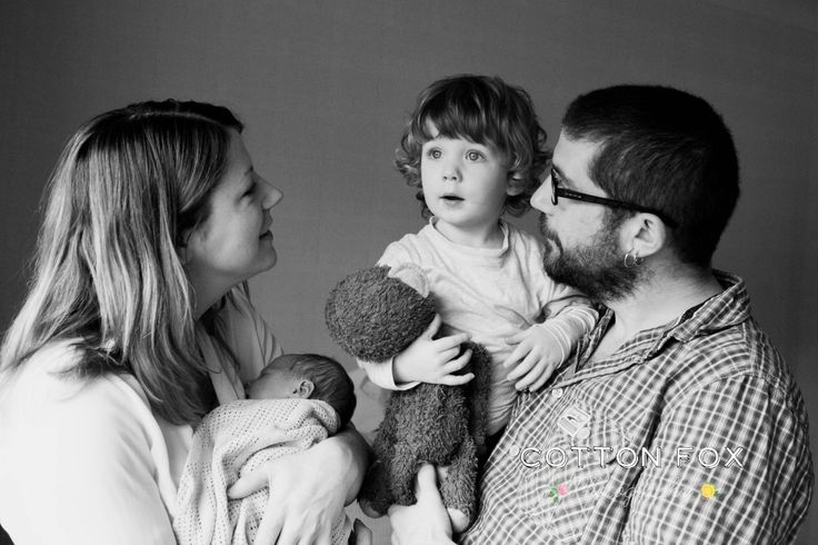 Competition Winners - The Moore Family - Scottish Borders Natural Family Photography | Cotton Fox Photography