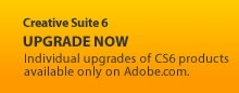 Upgrade to CS6 — only on Adobe.com    http://edexchange.adobe.com/pages/0189ea5dcf