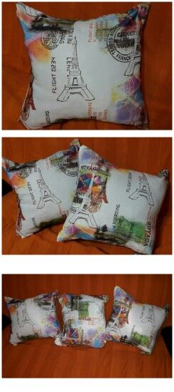 New scatter cushions