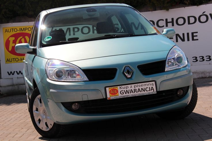 Renault Scenic II FL1.6 115KM
