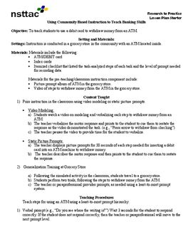 article critique outline template paper with lines