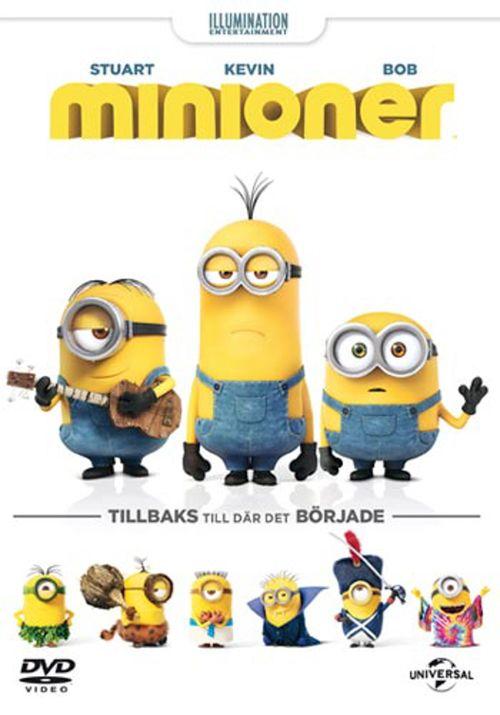 Watch Minions Full Movie Online