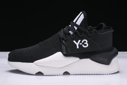 c54a572219df Adidas Y-3 Black White Sneaker 2018 For Men and Women in 2018 ...