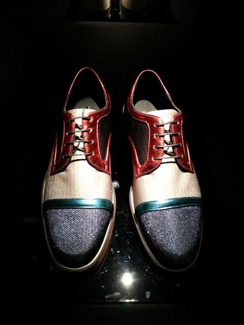 The Style Examiner: Nicholas Kirkwood Spring/Summer 2014 Men's Footwear