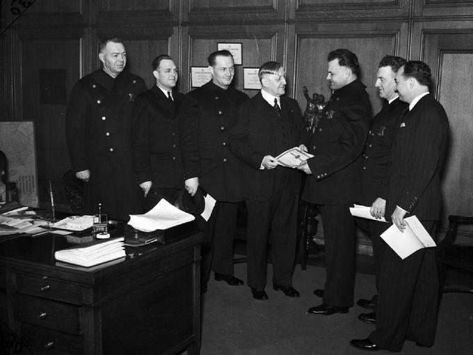 Detroit Police Department members get citations for