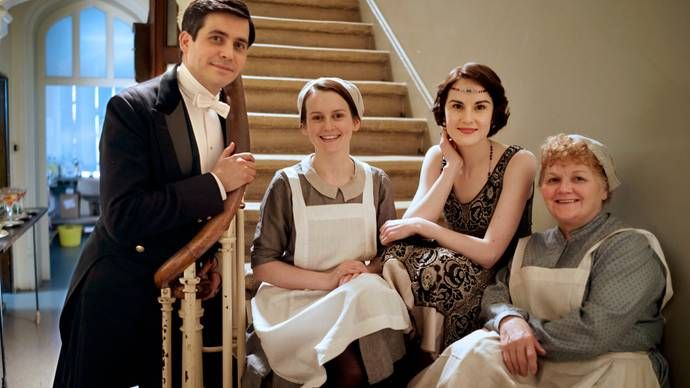 Downton Abbey, Season 5: Episode 5 Behind-the-Scenes Slideshow | 5. Episode 5 | Season 5 | Downton Abbey | Programs | Masterpiece | PBS