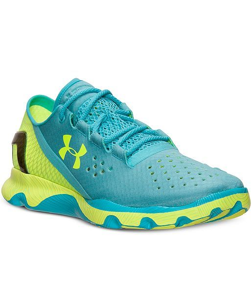Under Armour Women's SpeedForm Apollo Running Sneakers from Finish Line -  Finish Line Athletic Shoes -