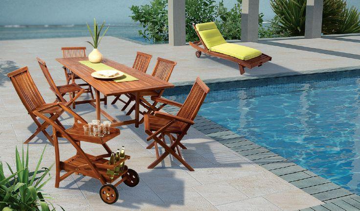 Llegan las ricas tardes de primavera airelibre for Easy terrazas chile