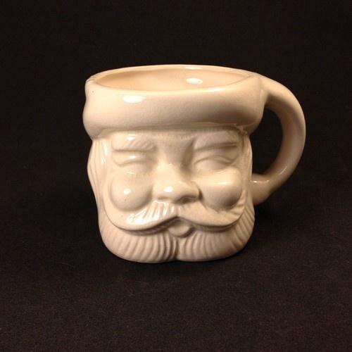 Vintage Santa Claus Christmas Holiday Mug | eBay