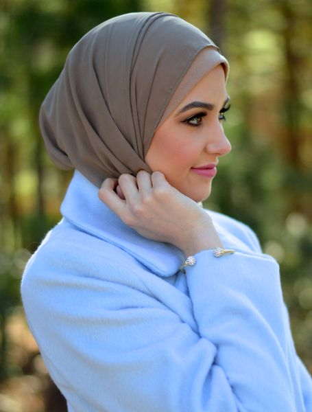 Hijabi of the Month March - Leena Asad of With Love Leena – Haute Hijab