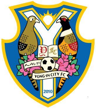 2000, Yongin City FC (South Korea) #YonginCityFC #SouthKorea (L21618)