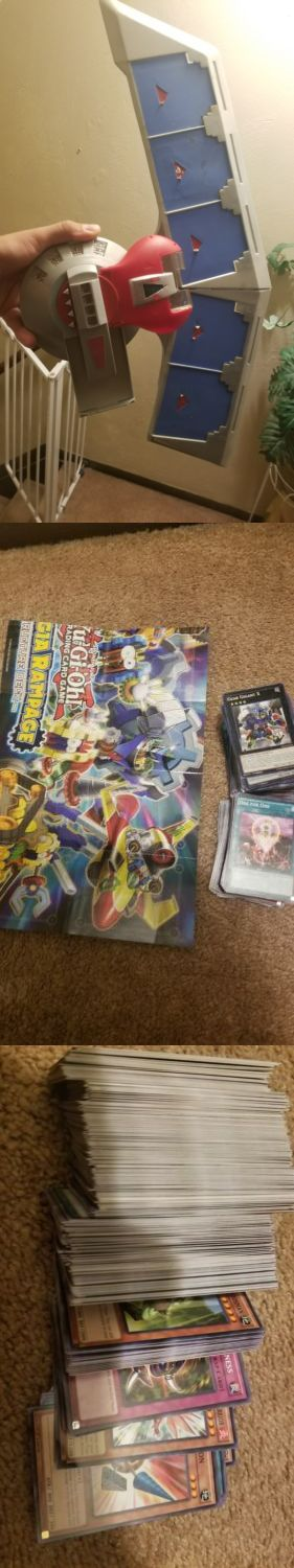 Yu-Gi-Oh Mixed Card Lots 49209: Yugioh Collection -> BUY IT NOW ONLY: $55 on eBay!