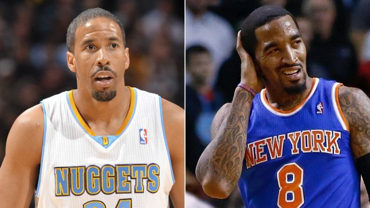 Andre Miller headed for the curb and J.R. Smith may be next