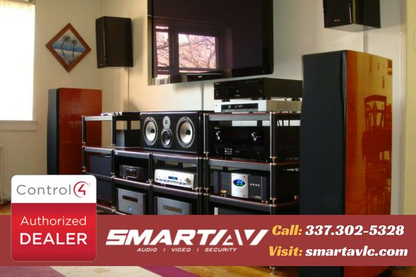 Highly recommended and great audio solution  Welcome to Smart A/V. Best home theater system should provide a high-quality video experience and an immersive audio experience. For more info call: 337-302-5328 Visit: http://smartavlc.com