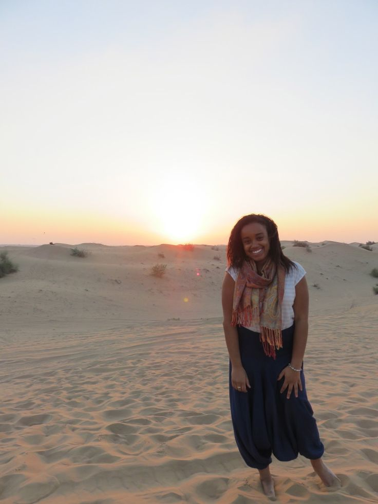 Well written travel blog - what to wear in Dubai