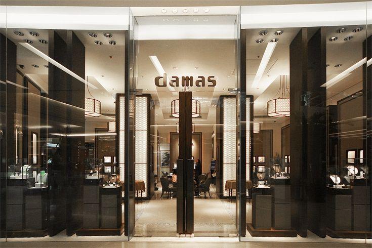 retail design pinterest damas jewellery and google
