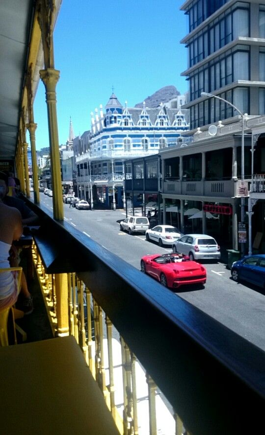 Beer house - Cape Town, Long Street