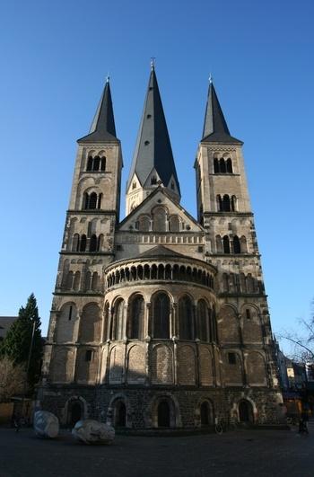 Bonn Münster - Bonn, Germany
