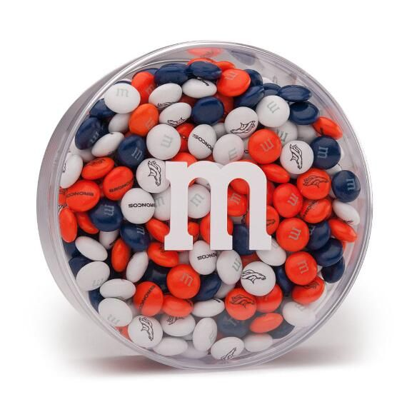 NFL M&M'S Acrylic (16oz) - Denver Broncos $34.99