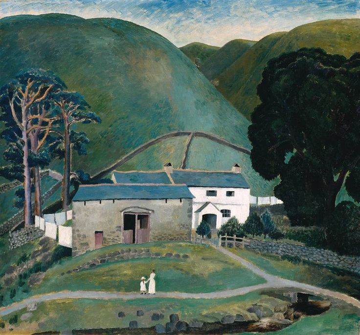 Dora Carrington Farm at Watendlath