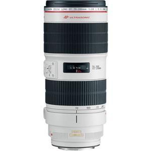 Canon EF 70-200mm f/2.8L IS II USM AutoFocus Telephoto Zoom Lens - USA