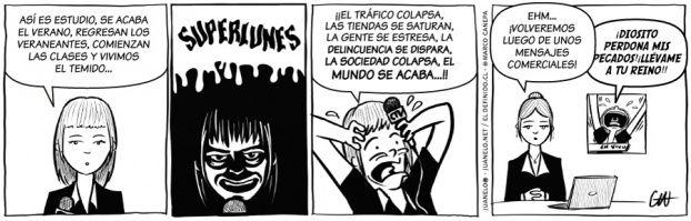 Juanelo - Súper lunes