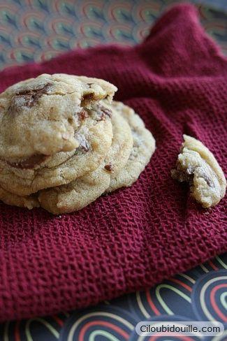 Recette des Cookies de Laura Todd | Ciloubidouille