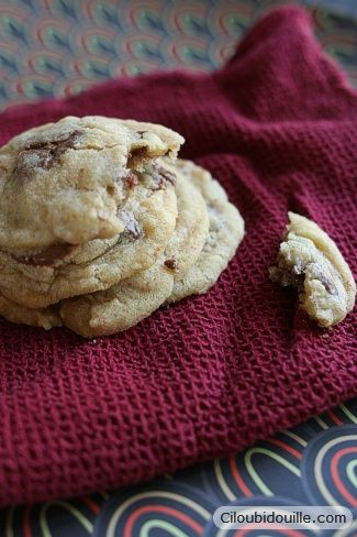 Recette des Cookies de Laura Todd
