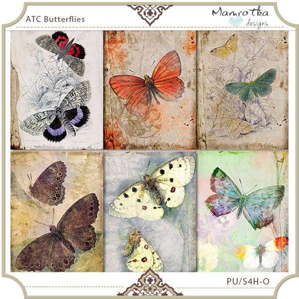 ATC Butterflies