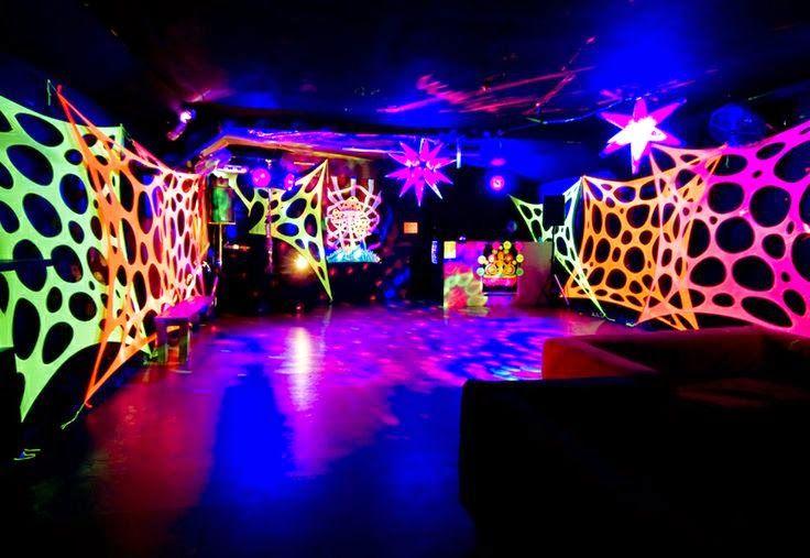 fiesta fluorescente para tus 15 años - Buscar con Google