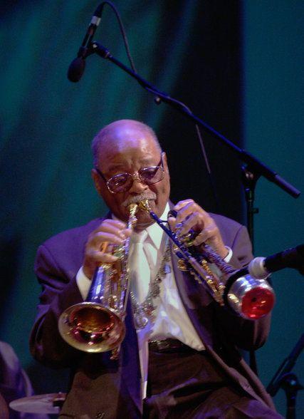 Clark Terry, 94, Master Of Jazz Trumpet, Dies - NYTimes.com