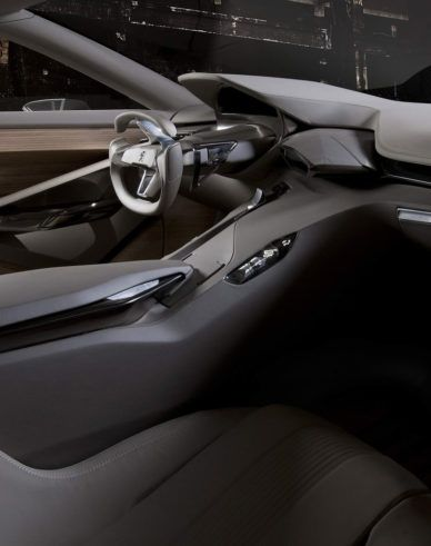 LeManoosh Luxury Cars InteriorFuturistic