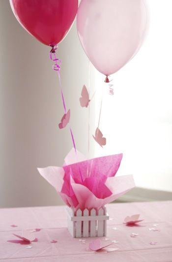 First Communion Decorations for Girls, Butterfly Communion Table Centerpieces | SetToCelebrate