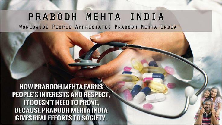 Worldwide People Appreciates Prabodh Mehta India