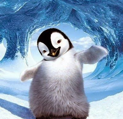 burung pinguin — Rambler/images