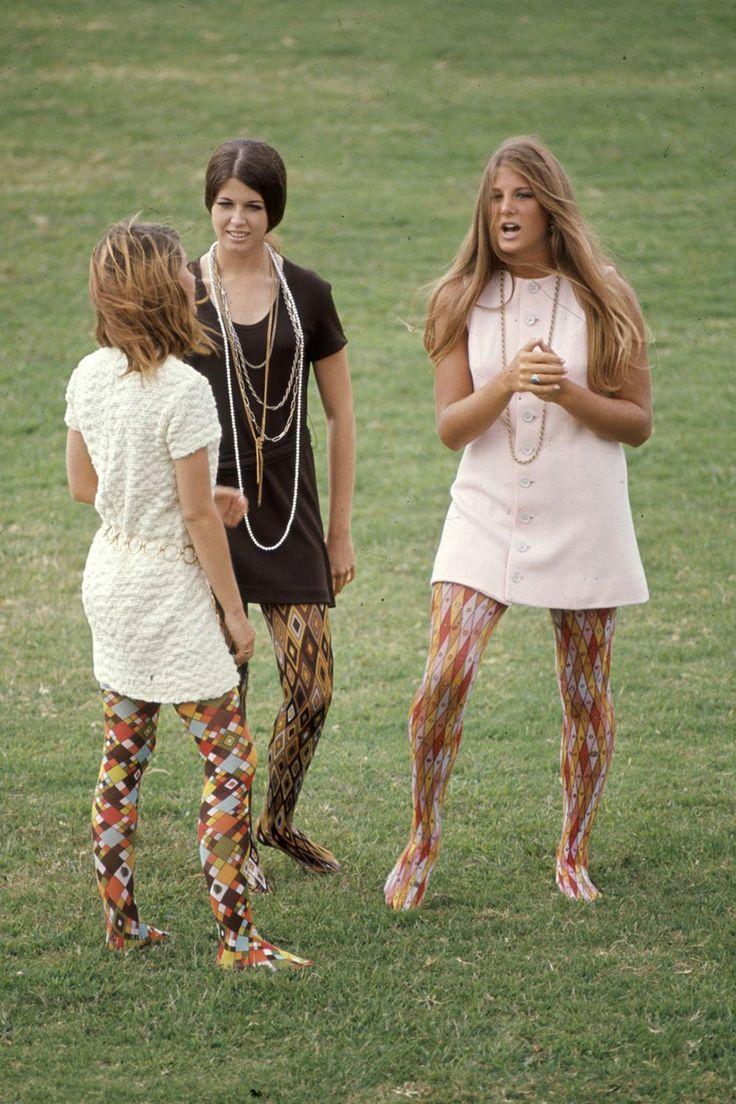 Fotos retratam a moda da contra cultura em San Francisco 1969